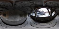 Wavers Bastion - the ground floor