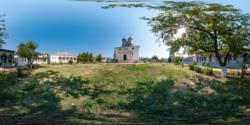 Ratesti Monastery