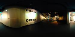 Haus Der Music, 4th floor - Brain Opera