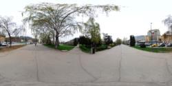 B-Dul Eroilor, Parcul N. Titulescu