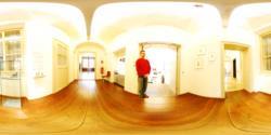 Mozart Haus, etajul 1 - apartamentul lui Mozart