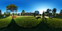 Monteoru Cazino Hotel - Yard