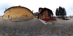 Bastionul Tesatorilor - intrarea