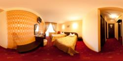 Monteoru Cazino Hotel - Single room