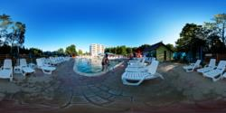Hotel Cazino Monteoru - Piscina