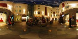 Haus Der Music, Inner Courtyard